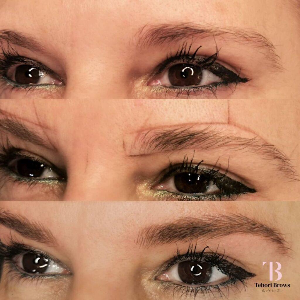 ¿Duele la micropigmentación de cejas?