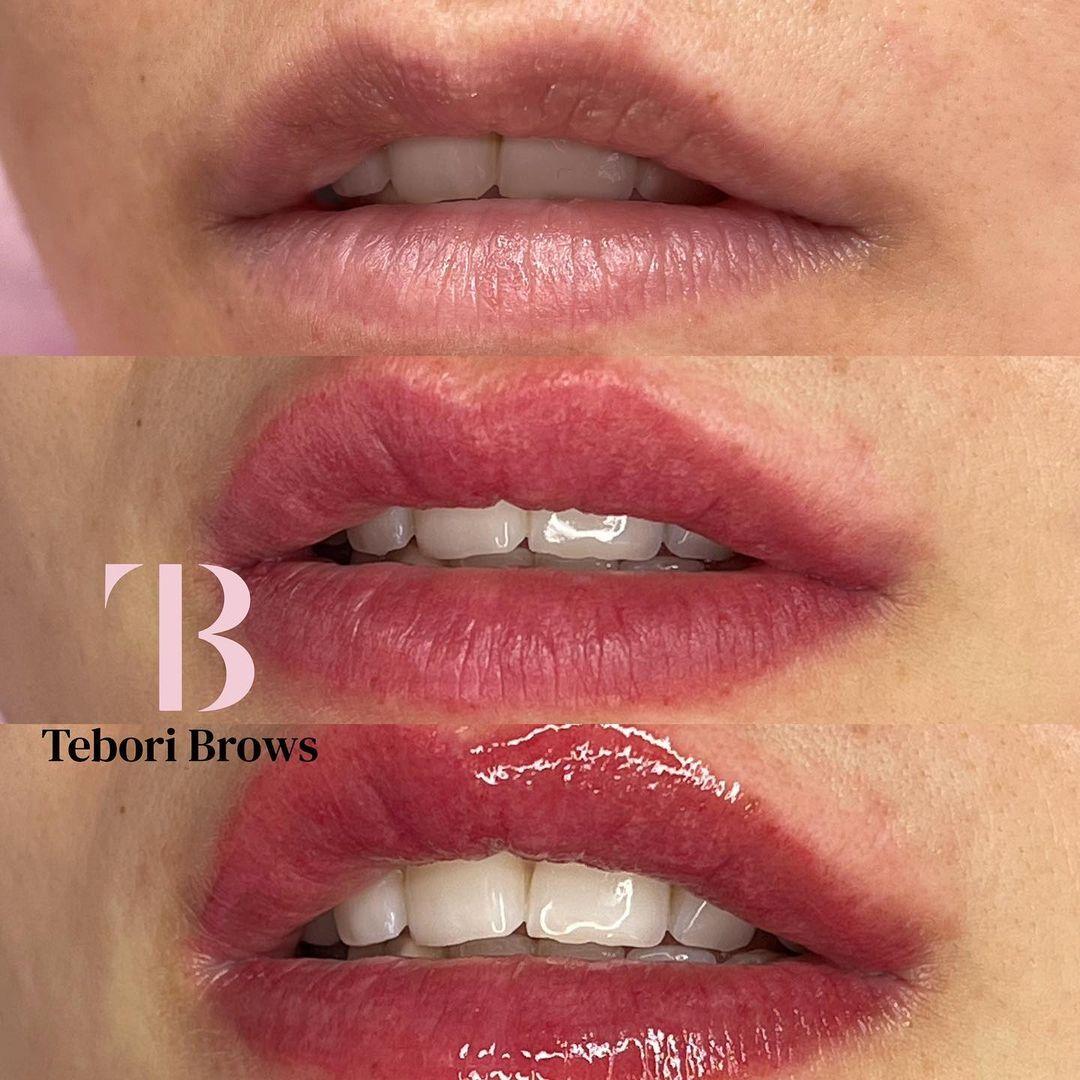 Microblading de labios: todo lo que necesitas saber